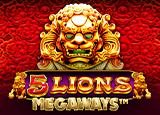 5 Lions Megaways™